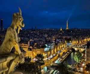 Notre-Dame-katedrális-Párizs-Franciaország