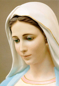 szűz maria