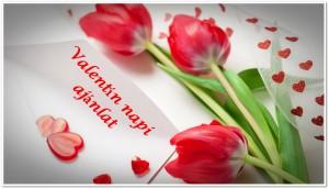 valentin napi ajánlat